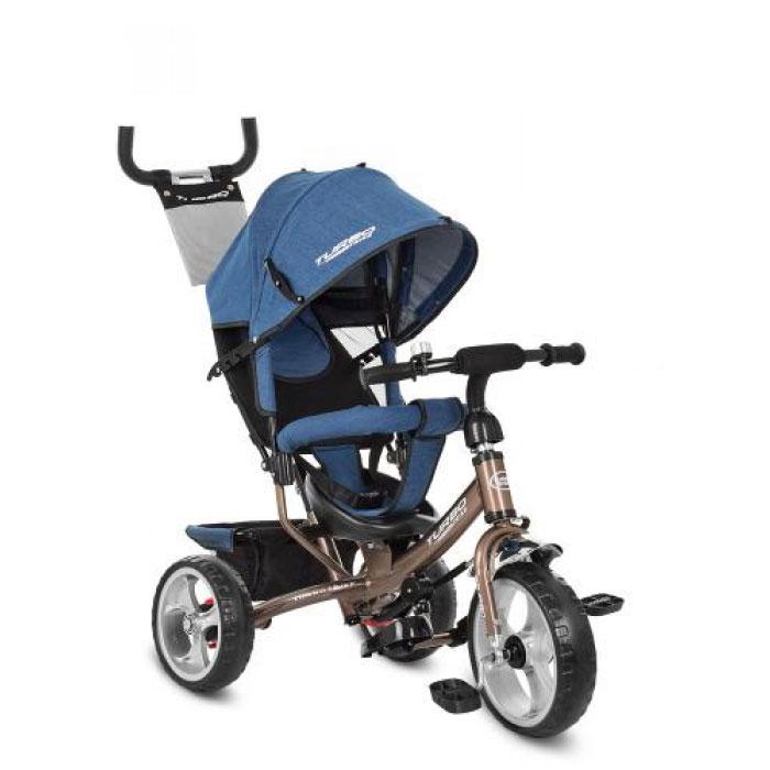 Велосипед трехколесный Bambi M 3113J-13 Голубой