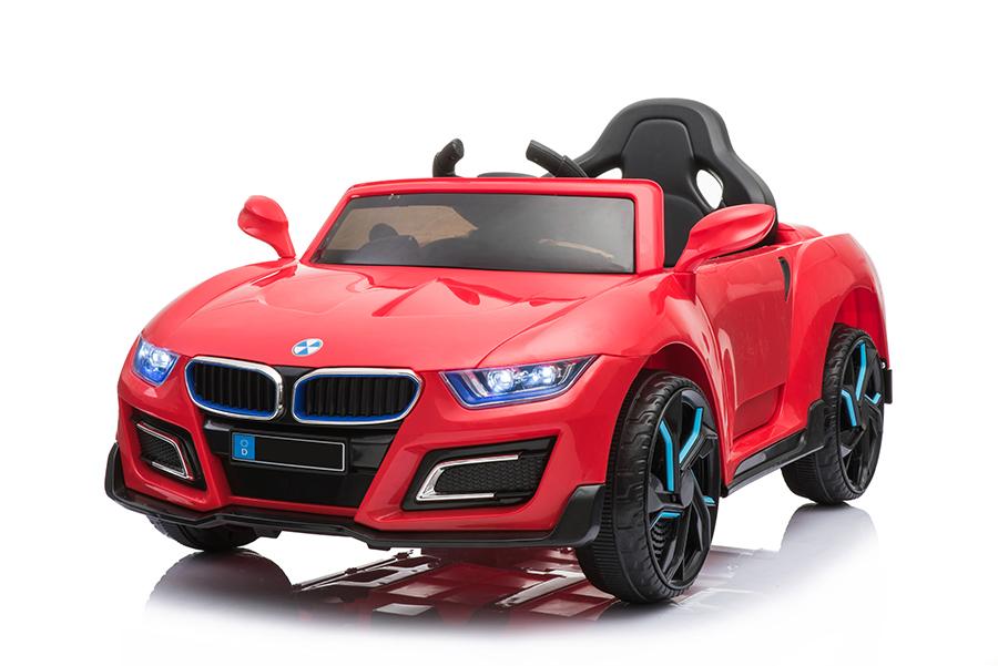 Детский электромобиль T-7626 RED