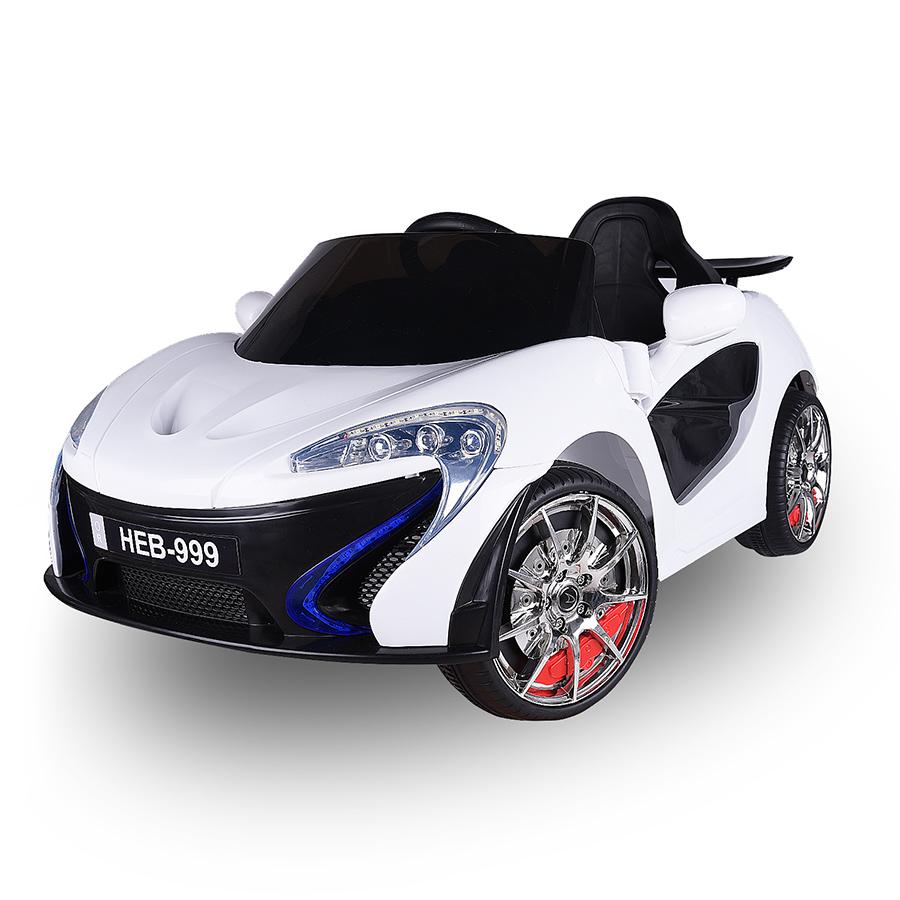 Детский электромобиль T-7632 WHITE