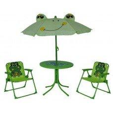 столик со стульчиками и зонтиком