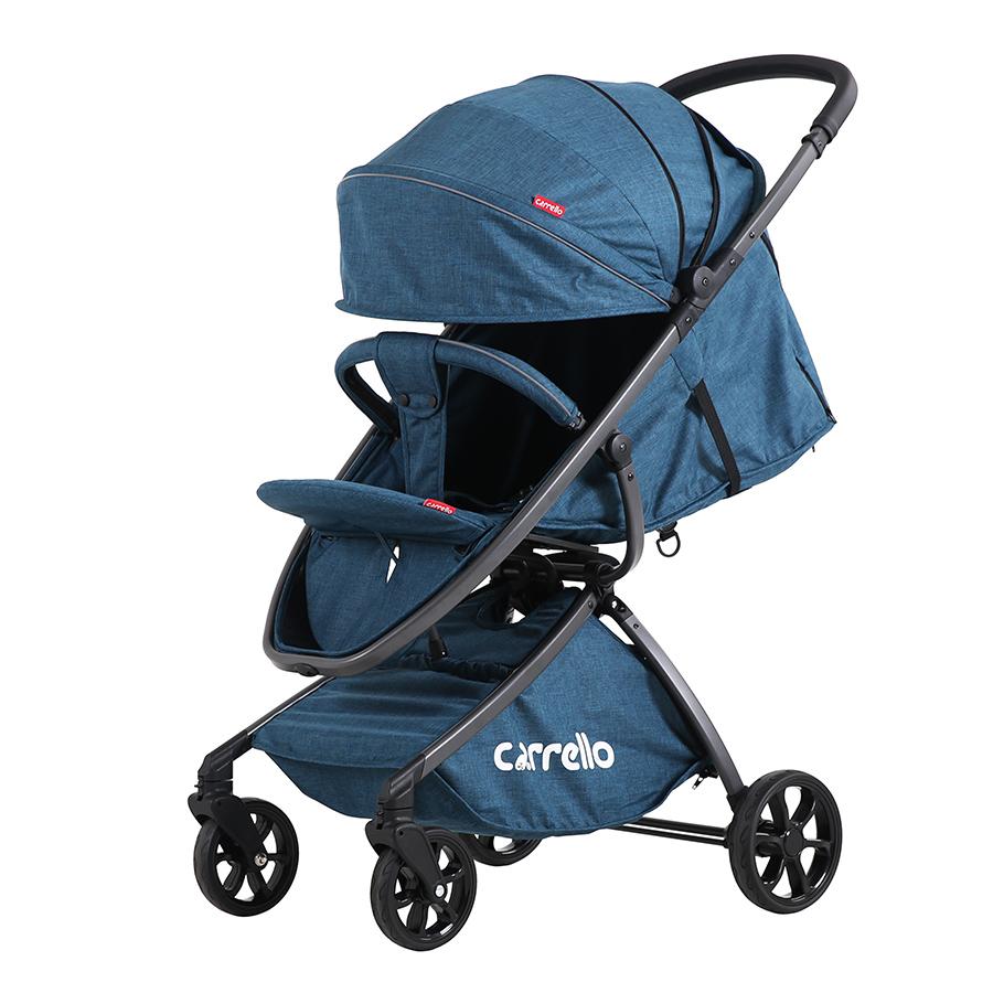 Коляска прогулочная CARRELLO Magia CRL-10401 Blue алю рама