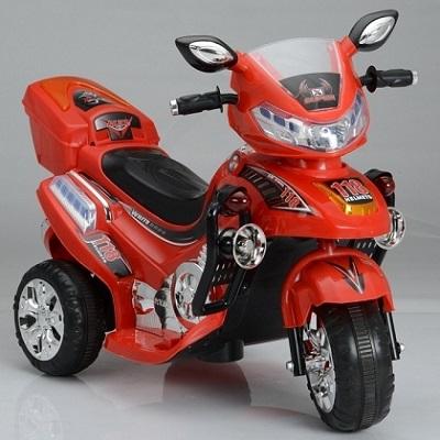 Купить детский электромобиль-мотоцикл
